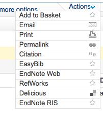 reference into EndNote. Click on any one of the Locations, Details, or Browse tabs.