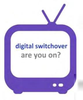 Technical overview of the DVB-T2 switchover planning cases studies