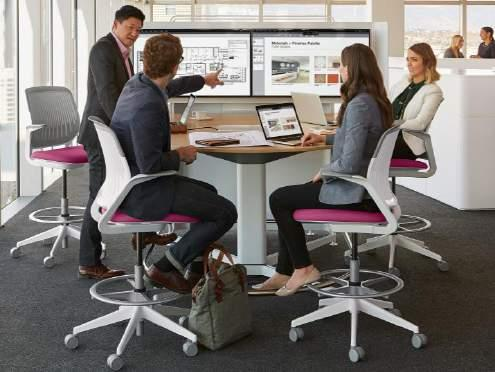 AUDIO VISUAL & TECHNOLOGY PRODUCTS & SERVICES RESPONSE TO MCGRAW HILL EDUCATION Open Area Workstations & Storage Proposal PRODUCTS & SERVICES Waldners is