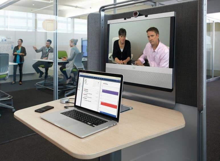 Wireless connections of data to LCD/Plasmas Automation of boardrooms & conference spaces Digital Signage & Room Scheduling Barco Clickshare Mersive