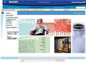 PHILIPS IS MORE THAN JUST A LIGHTING EXPERT, WE RE YOUR PARTNER IN THE FASHION BUSINESS.