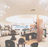 PHILIPS LIGHTING SOLUTIONS FOR TO CREATE THE IDEAL S YOU HAVE TOLD US YOUR NEEDS Philips meets all your lighting expectations Every fashion shop has its own specific lighting needs.