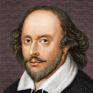 William Shakespeare s Biography William Shakespeare is a famous English playwright and poet in the world. He was born on 23 rd April of 1564, in Stratford Upon Avon.