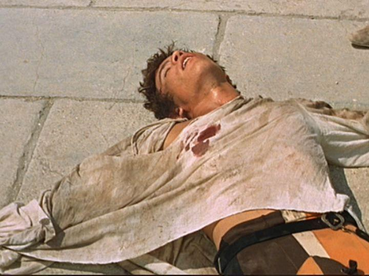 2 nd Part P.58 Romeo : Tybalt killed my friend.