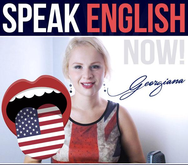 Speak English Now! Podcast The Podcast That Will Help You Speak English Fluently. With No Grammar and No Textbooks!