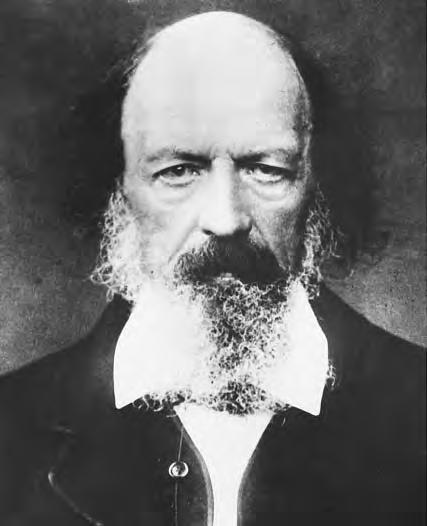 P r o e m Alfred, Lord Tennyson Author Biography Alfred, Lord Tennyson was born August 6, 1809, in Somersby, Lincolnshire, England.