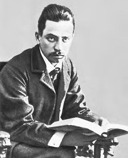 C h i l d h o o d only child of Josef Rilke, a minor railway official, and Sophie Entz Rilke. In 1897, Rilke changed his name to Rainer Maria Rilke.