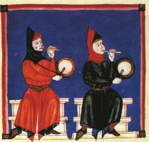 6 Music in Medieval Courts Like the Catholic Church, medieval kings, dukes, lords and other members of the nobility had resources to sponsor musicians to provide them with music for worship and