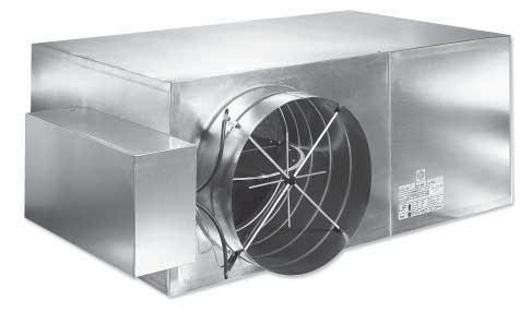 Parallel Fan-Powered, 50/60 Hz VAV Terminals FORM 133-EG6.1 (209) CONSTRUCTION FEATURES MODEL TVS The TVS terminal incorporates many standard features are expensive options for other manufacturers.