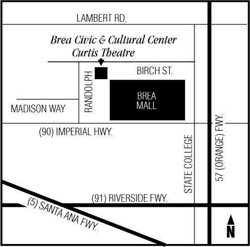 Civic Center: Map