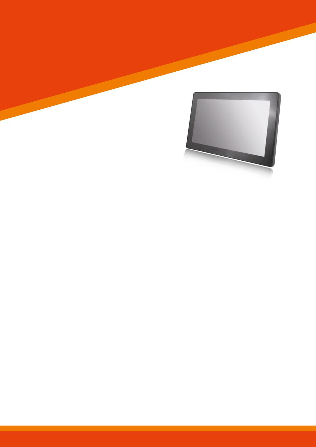 Non-Touch True Display LCD Monitor User Manual Installation Guide 7 True Display LCD Monitor (VGA