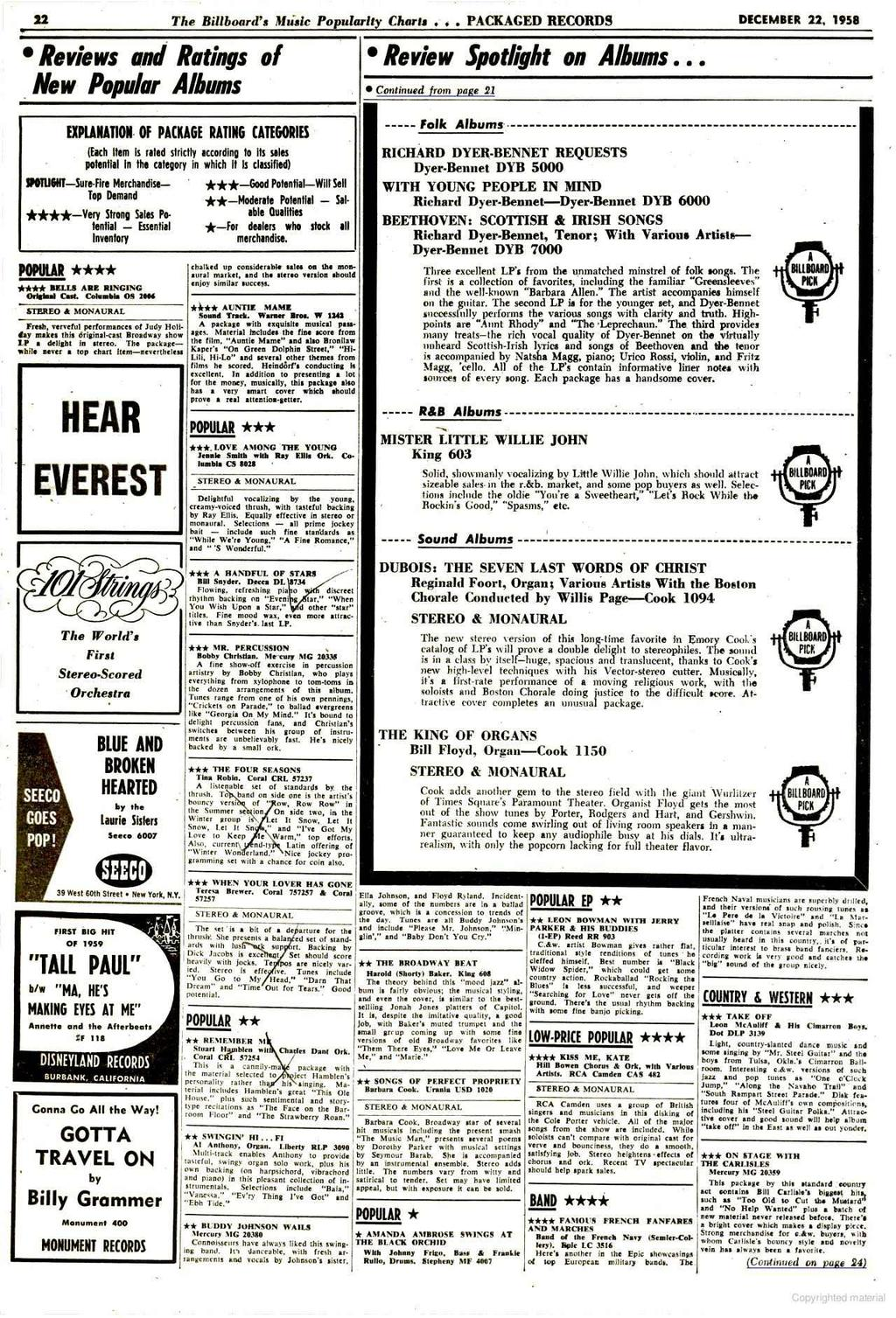 Capitol hills distaff brass pdf wwwamericanradiohistorycom 22 the billboards music popularity charta packaged records december 22 1958 reviews and ratings fandeluxe Gallery