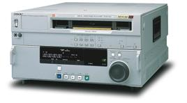 Betacam SX Players DNW-A22 Digital Video Cassette Player with analog playback The DNW-A22 is a simple player for viewing recorded and edited tapes.