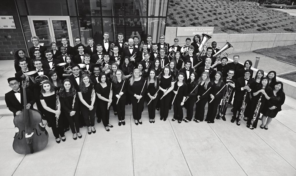 KSU WIND ENSEMBLE Formed in 1996, the Kennesaw State University Wind Ensemble performs a diverse repertoire encompassing large works for band, wind ensemble repertoire, and chamber music.