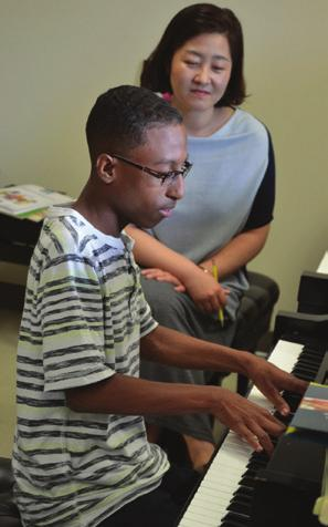 State University. PIANO: Improve your skills with individual instruction, playing chamber music, and engaging in full camp offerings.