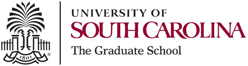 University of South Carolina Electronic Thesis and Dissertation Formatting