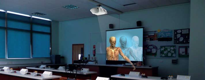 Discover the advantages of teaching in 3D!