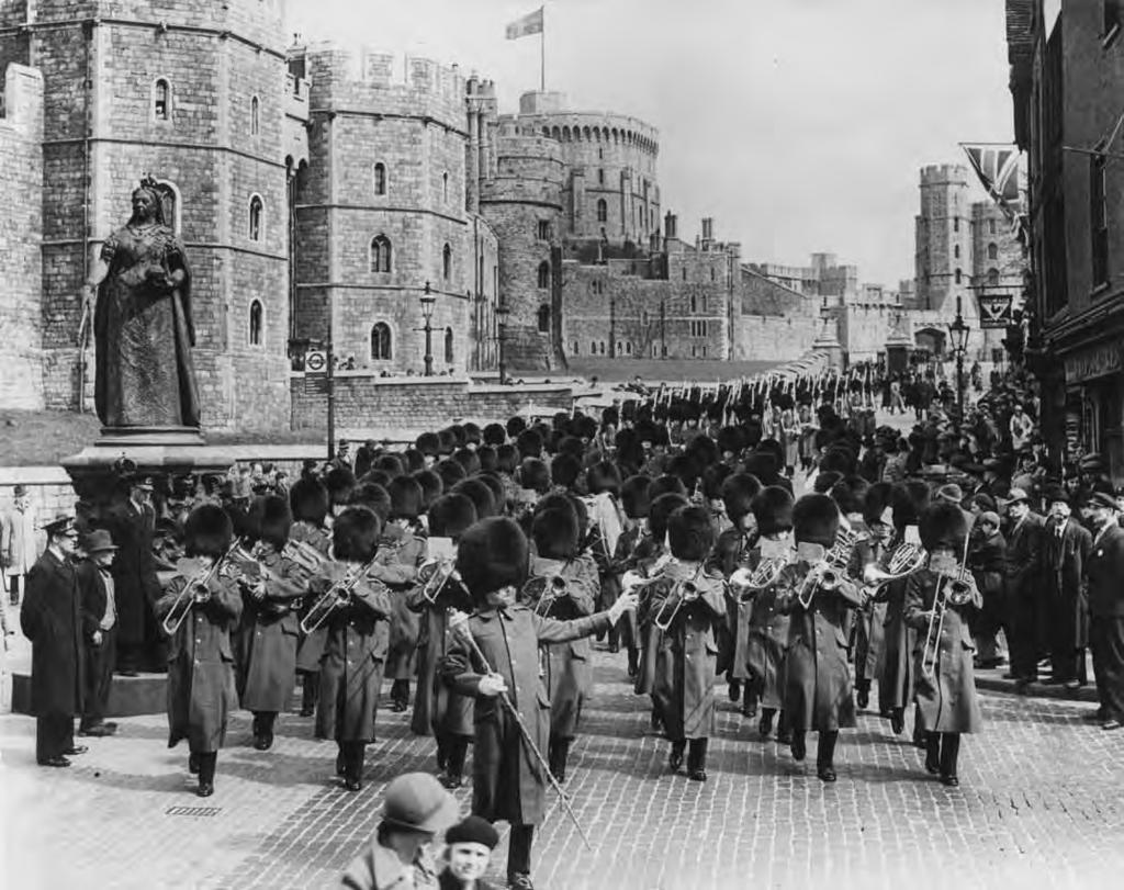 275 The Textbook Thirties Coldstream Band: Windsor Guard, 9 th April 1937.