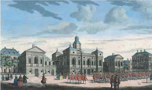 BASSOONS John Ashley (Lead Musician) (c.1734-1805): Covent Garden. John Evans (1721-1792): Haymarket Theatre and Vauxhall Gardens.