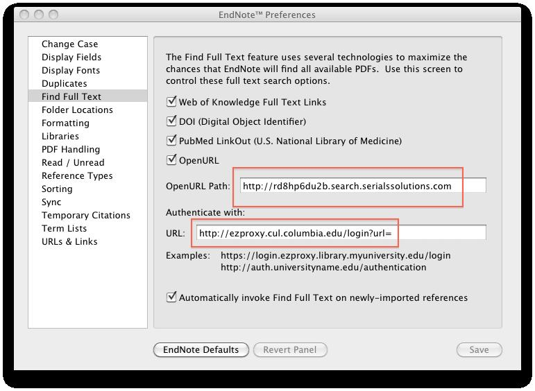 4.a) Attach PDF files to citations: Manually The easiest way to attach a PDF file to a citation into EndNote is to Grab the PDF file and Drop it onto the correct citation.