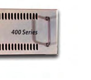 The UTAH-400/32 uses the same I/O boards that are used in the larger frames.