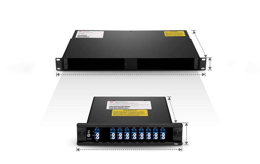DWDM Mux Demux 01 5 IV. Housing & Enclosure FS.