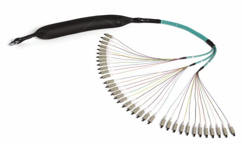 Fiber Cable Assembly Selection Guide F I B E R S O L U T I O N S Cable assemblies offer many advantages over field termination.