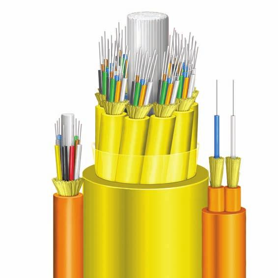 F I B E R S O L U T I O N S Premises Cables Riser and Plenum-Rated Designs for Indoor Applications CommScope premises cables are engineered with three goals in mind - excellent mechanical and optical