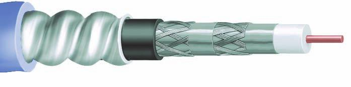 Benefits: Outstanding mechanical protection for sensitive cables combined with excellent flexibility Reduces data transmission loss/failures caused by accidental cut through or crushing, mechanical