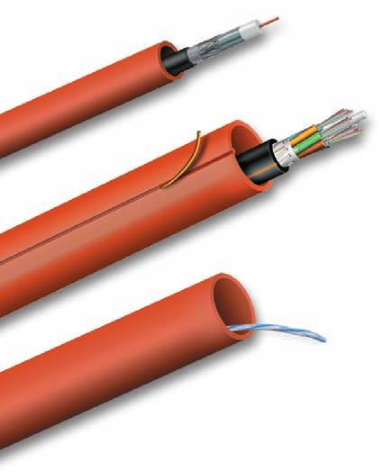 C O N D U I T ConQuest Conduit Products Glossary/Index Packaging Conduit Multi-Conductor Coax Fiber Copper Uniprise ConQuest - Providing Damage Prevention & Access to Underground Facilities Interest