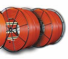 C O N D U I T ConQuest Conduit Packaging and Shipping Information Glossary/Index Packaging Conduit Multi-Conductor Coax Fiber Copper Uniprise A B C D Reel Stenciling All wood reel heads