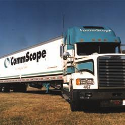 1990 CommScope again became a division of General Instrument, owned by Forstmann, Little and Company. 1998 CommScope purchased a coaxial cable manufacturing facility in Seneffe, Belgium.