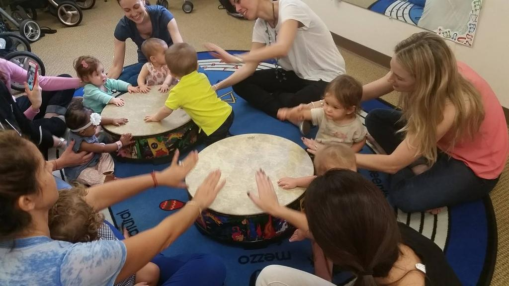 Classes are 30 minutes in length. Building on the skills gained in Little Canes levels I and II, students will further their harmonic and rhythmic abilities through song and movement.