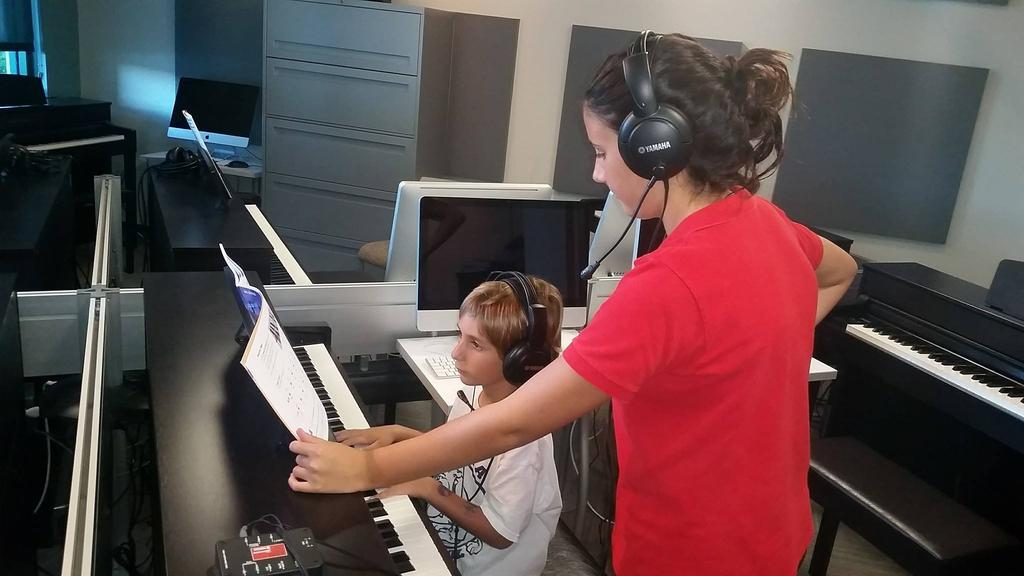 + Frost Preparatory Program Ages 5 & up Lessons are the foundation of our curriculum and the starting point for musical study. Students can choose between private or group settings.
