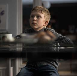 LOVELESS NELYUBOV ªï É ï DIRECTOR - ANDREY ZVYAGINTSEV RUSSIA / 2017 / RUSSIAN / 127 MIN. Zhenya and Boris are going through a vicious divorce marked by resentment, frustration and recriminations.