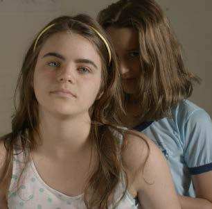 TWO IRENES AS DUAS IRENES lä Lj ïì BRAZIL / 2017 / PORTUGUESE / 89 MIN. Irene discovers that there is another 13-year-old Irene living in the same town.