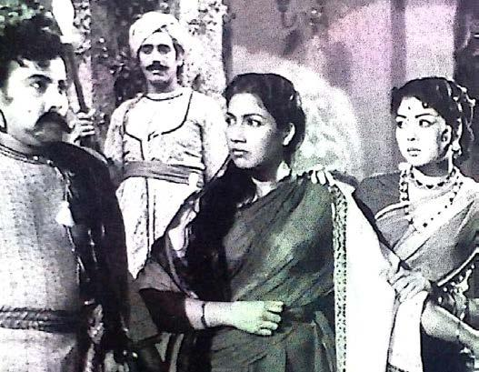 Krishna Kumari, who ruled the roost for over two decades from 1960 to 1980, was a contemporary of Savitri, and shared screen space with erstwhile legends such as N T Rama Rao, Akkineni Nageswara Rao,