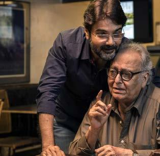 MAYURAKSHI ªÀÄAiÀÄÆgÁQë MAYURAKSHI DIRECTOR - ATANU GHOSH INDIA / 2017 / BENGALI / 102 MIN. Sushovan, 84, a former professor of History, is presently suffering from dementia.