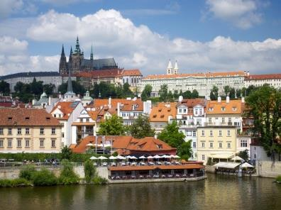 St. Vitus Cathedral, the Old Royal Palace, the Golden Lane, and the Daliborka Tower Afternoon rehearsal Day 8 Saturday, March 23 Prague (B,D) Half-day guided tour of Musical Prague including entrance