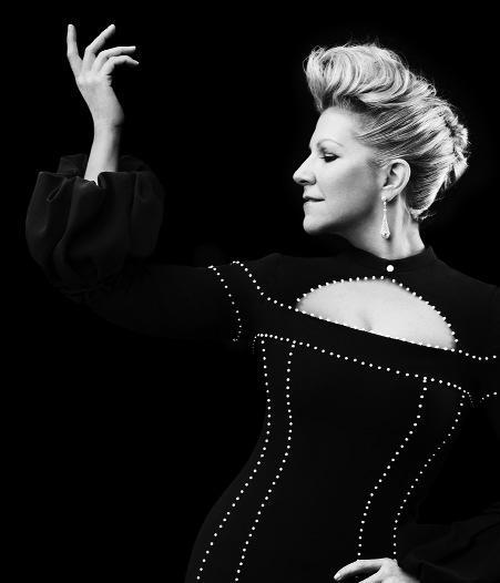 Brentano Quartet Breaks the Mold Two Guests, Fresh Repertoire Joyce DiDonato, Brentano String Quartet Washington DC Charles McCardell As the Kennedy Center Terrace Theater renovation continues, many