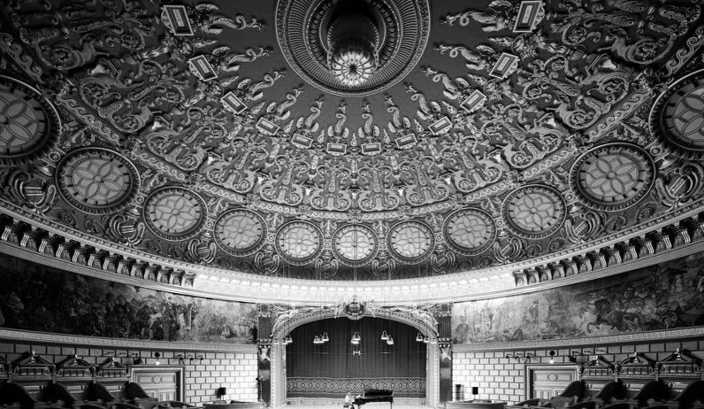 Enesco International Competition Bucharest s Exotic Roman Athenaeum Gil French What was most outstanding was Bucharest s Romanian Athenaeum, opened in 1888, and the setting for the Enesco