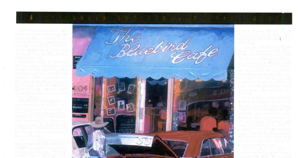 NASHVILLE -In many ways, Nashville is just as much Songwriter City as it is Music City, and, if there is an epicenter of songwriting activity, it has to be the Bluebird Cafe.