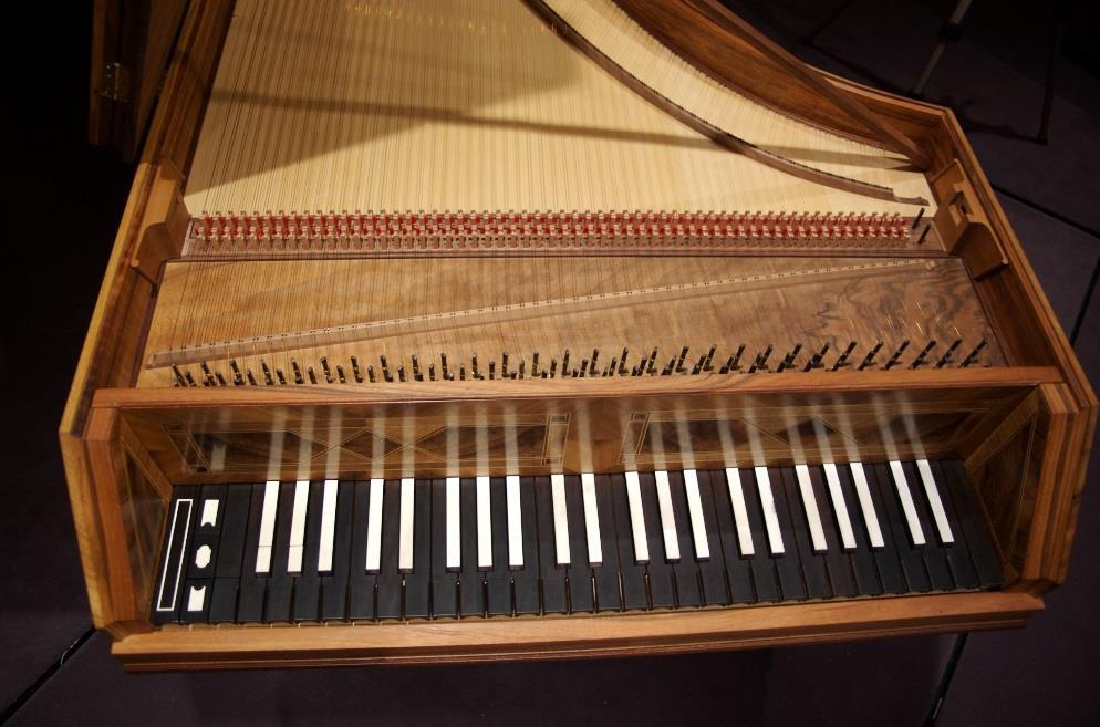 Baroque instruments no longer used Recorder Harpsichord To understand the