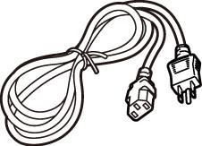 DC 12V Output) Power Cord VGA Signal Cable