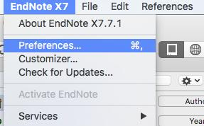 However, You can create you own styles folder and redirect EndNote to work from that folder rather than the default. Go to Finder > Documents and choose File > New folder and name it EndNote.
