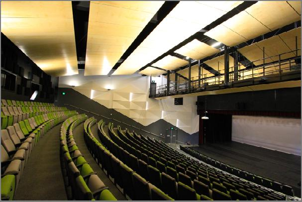 At all times, when the Inigo Theatre is in use, the College will provide one Theatre Technician and one Duty Manager as part of the hire costs.