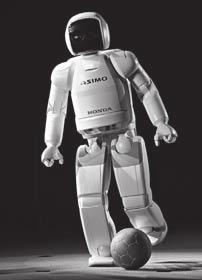 b Asimo is the robot that is most similar to humans. It can do a lot of things with its body. It can walk, run, and carry things. It can t talk but it can understand simple instructions and sentences.