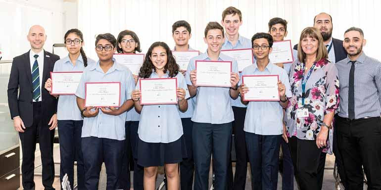Doha College wins Alice Programming Competition Three out of the four teams put forward by Doha College for the recent Alice Middle East Programming Competition, earned a place on the winners podium.