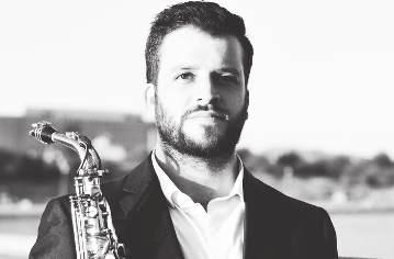 10:00 ACADEMY OF MUSIC Svetislav Stančić Hall Tyler Flowers and Hannah Creviston Tyler Flowers, saxophone Hannah Creviston, piano Dorothy Chang (1970): Afterlight for soprano saxophone and piano