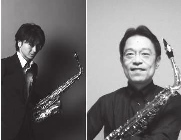 friday 13/07 /2018 10:30 CROATIAN NATIONAL THEATRE International Youth Saxophone Orchestra Juan Pedro Luna Agudo, conductor STUDENT CENTER Theatre &TD Semicircular Hall Windgauge Duo Kazuma Suzuki